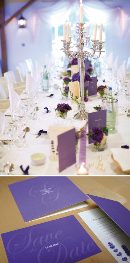 Hochzeit In Lavendel Von Dreamz
