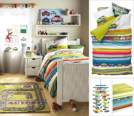 Die Kinderzimmer Kollektion Von Vertbaudet