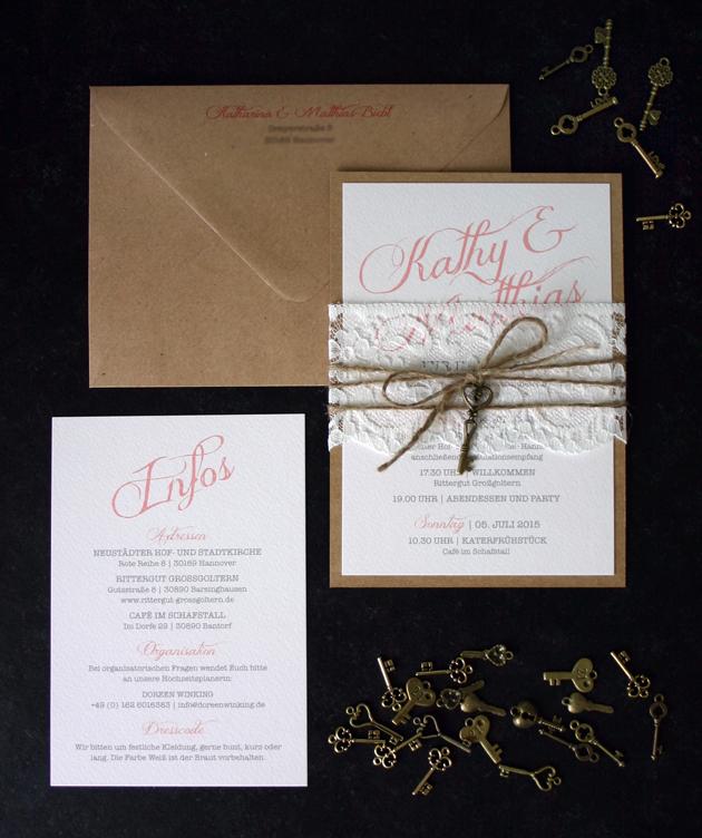 Einladungskarten Hochzeit Hannover Thegirlsroom Co