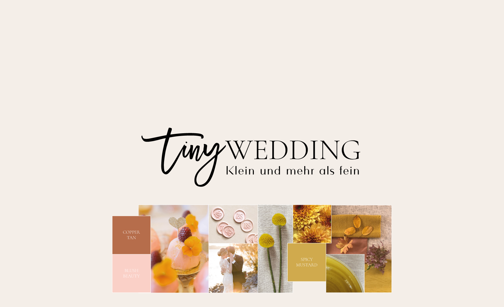 tiny wedding – klein und mehr als fein